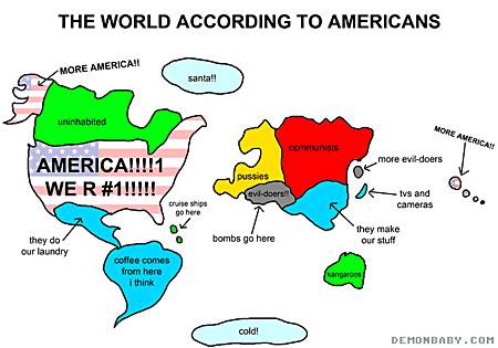 american world view