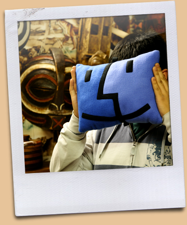 finder pillow