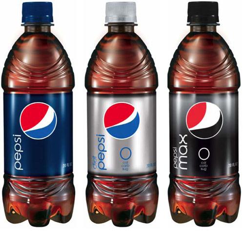 new pepsi bottles