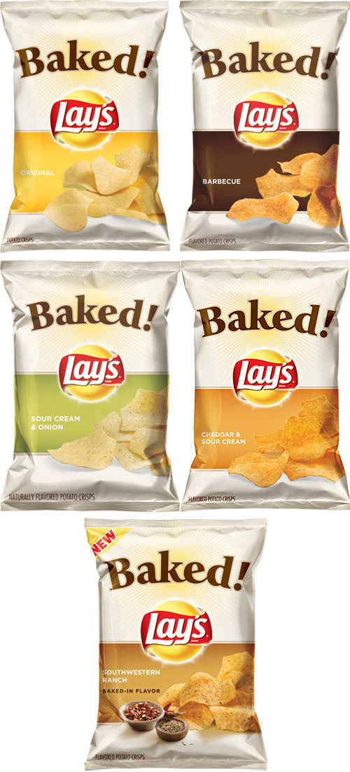 baked lay's