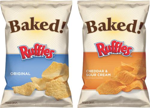 baked ruffles