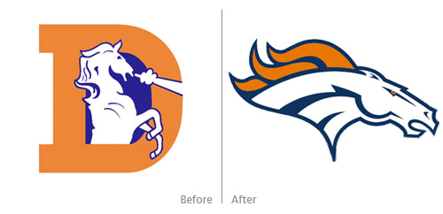 broncos before, after