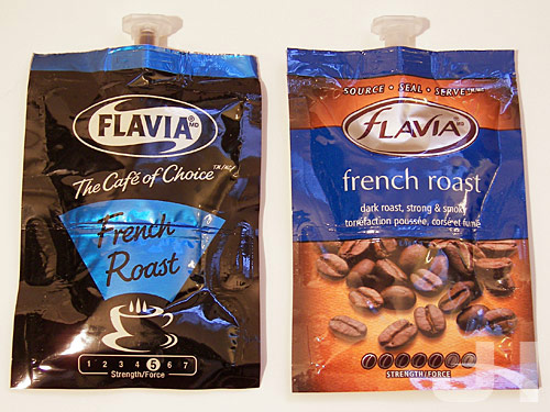 flavia coffee packets