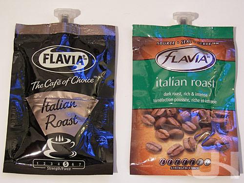 flavia coffee packets