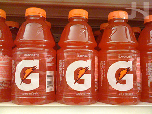 new gatorade packaging