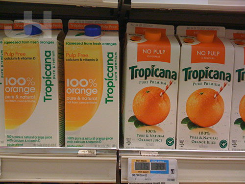 tropicana before and after