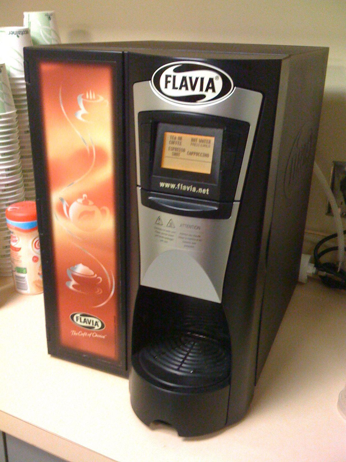 flavia machine
