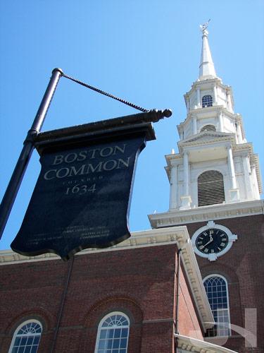 park street church steeple