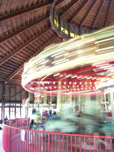 bushnell carousel