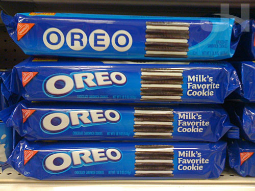 retro oreo packaging