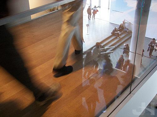 museum-goers