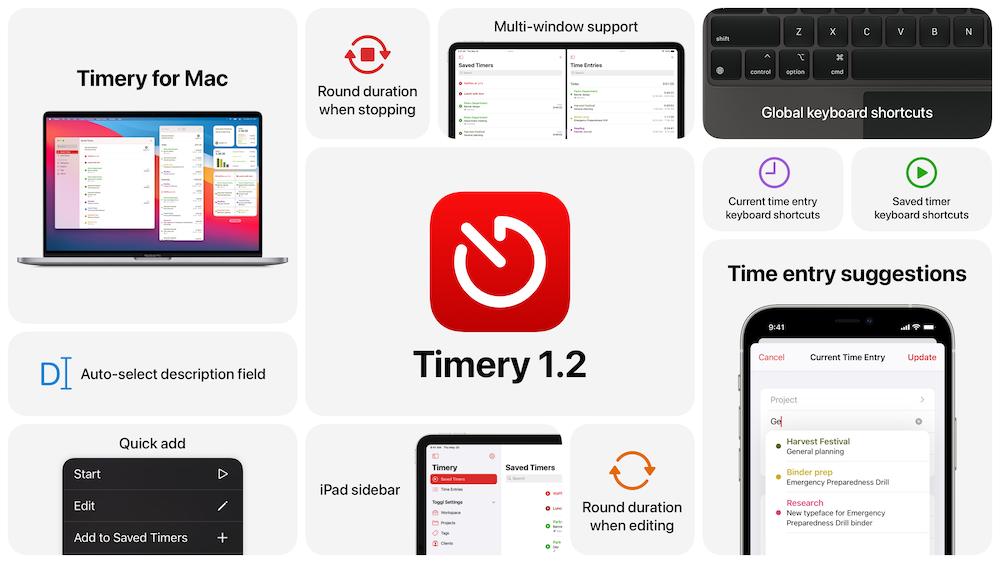Timery 1.2